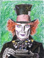 The Mad Hatter by Savarra