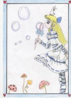 Alice Bubbles old by Lady-Fayble