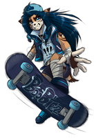 Mad Skater by Aimeealexiapetersen