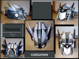 gundam helmet finished by TIMECON