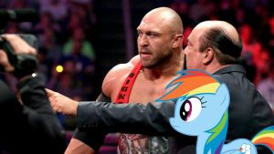Dash's New Strategy: Paul Heyman by RicRobinCagnaan