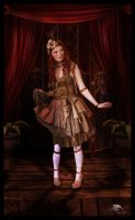 The forgotten doll by priesteres