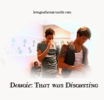 Dougie and Danny Gif by Flywithmee