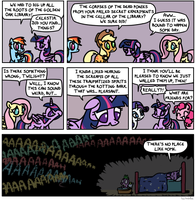 In The Closet [post-episode strip] by FouDubulbe