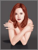 Rose McGowan by iris-xx