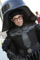 Spaceballs - Dark Helmet (SDCC 2012) by BrianFloresPhoto
