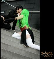 Lelouch C.C. - you are mine by chiisaiSaku