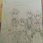 My Fire Emblem Family by Jaimiegirlz123x