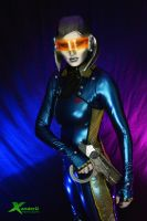 EDI Cosplay Mass Effect by CLeigh-Cosplay