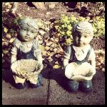 Scary Garden Gnomes by Hannu-H