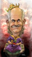 papandreou caricature2 by efdemon