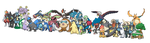 My Pokemon Family by Hero-T
