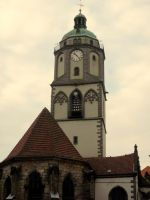 Frauen church by gilraenaarefu