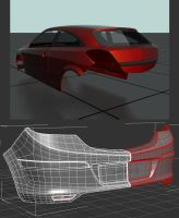 Opel Astra 7 WIP by prox3h
