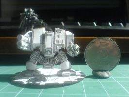 Dreadnought  1:120 by DartRabbit