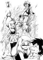 Falling into the Ship by Rohanite