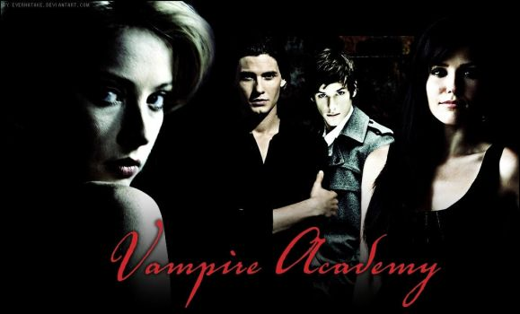 Vampire Academy Wallpaper. by EverHatake
