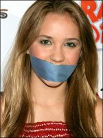 Emily Osment Gagged a request by The-email