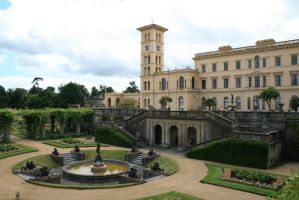 Osborne house Stock 15 by Malleni-Stock