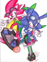 ContestPrize:WrathExile Riders by IkaritheHedgehog