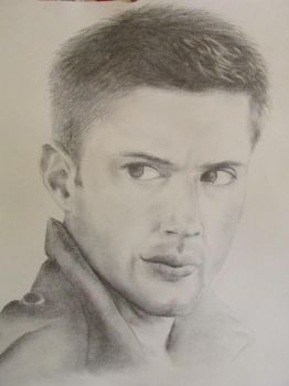 Dean Winchester by The-Mistress-of-Time