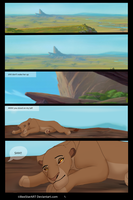 Through The Eyes Of Three. Chapter 1 page 1 by BeeStarART