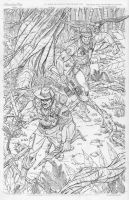 Recondo and Spirit - GI Joe by JohnJett