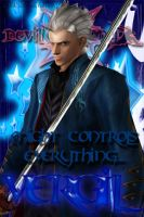 Devil May Cry-Vergil iPod by PPGDBlossom