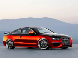 Audi-S5 tuning by Morfiuss