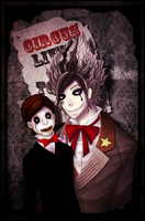 The Ventriloquist by Naimane