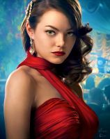 Grace Faraday (Gangster Squad) by Cozmiclove