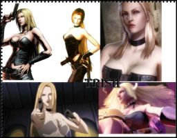 Trish collage by cellamare