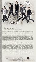 SHINee dA Journal Skin 2 by Viacia