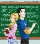 The Gorilla Experiment by gwendy85
