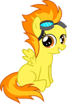Fiwwy Spitfire by Hourglass-Vectors