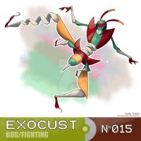 Exocust by Lucky-Trident