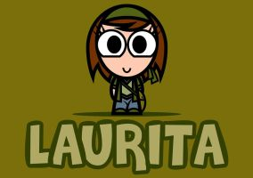 Laurita Chibi by Cool-Hand-Mike