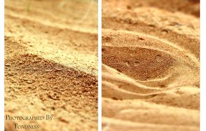 -- S. Is for Sand -- by FonDnesS