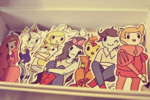 stickers!!!!!!!!!! by captainbea