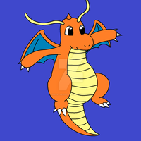 Dragonite (Improved) by TheSAOMangle