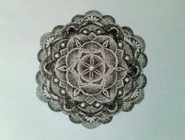 Mandala 3 by Joan95