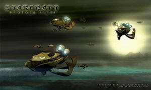 Carriers Fleet by ULTRAZEALOt