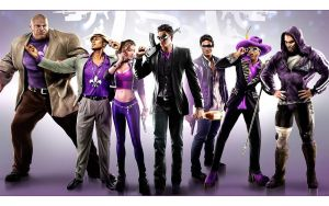 saint row the third by shametal