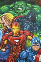 avengers by supermacoy