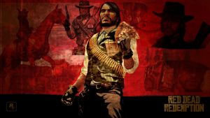 John Marston by Spirithorse123