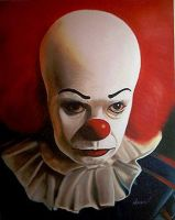 Pennywise The Clown by EvilleArt