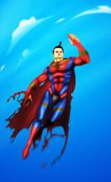 SUPERMAN by Alex-25