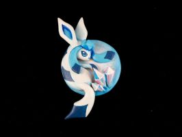 Project Evolution - Glaceon by Gatobob