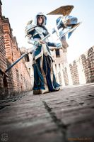 Ready for healing by azka-cosplay