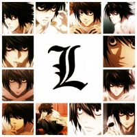 L Deathnote by PufferfishCat